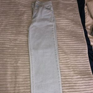 Shein Light Wash Baggy Jeans